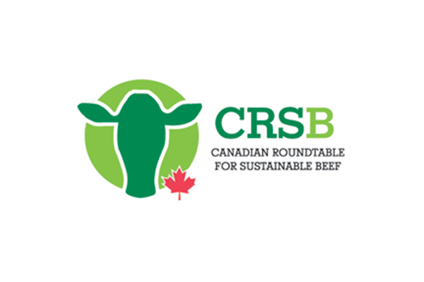 Canadian Roundtable for Sustainable Beef logo © CRSB