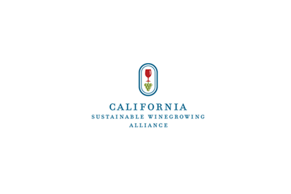California Sustainable Winegrowing Alliance logo © California Sustainable Winegrowing Alliance