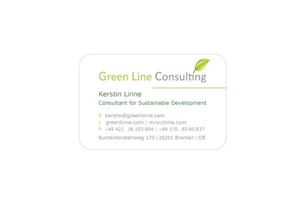 Green Line Consulting logo © Green Line Consulting