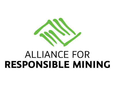 Alliance for Responsible Mining logo © Alliance for Responsible Mining