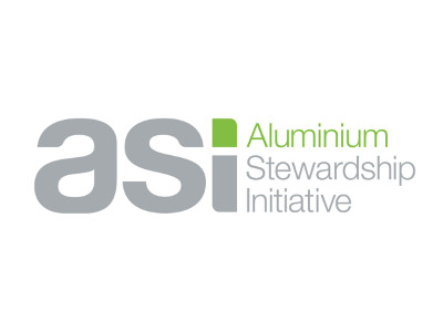 Aluminium Stewardship Initiative logo ©  Aluminium Stewardship Initiative