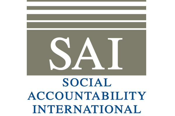 Social Accountability International logo © Social Accountability International