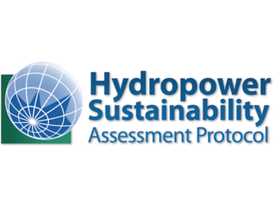Hydropower Sustainability Assessment Protocol logo © Hydropower Sustainability Assessment Protocol