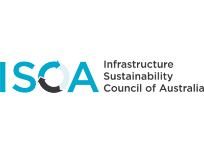 Infrastructure Sustainability Council of Australia logo © ISCA