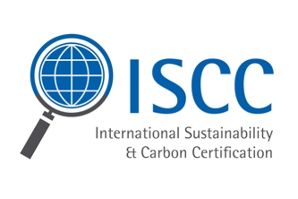 International Sustainability and Carbon Certification logo © ISCC