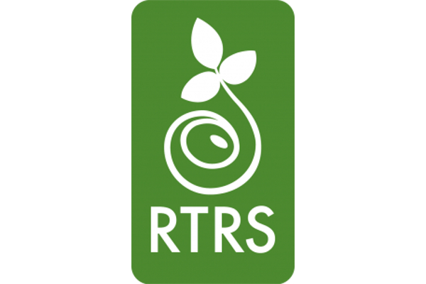 Round Table for Responsible Soy logo © RTRS