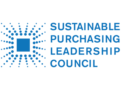 Sustainable Purchasing Leadership Council logo © SPLC