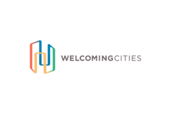 Welcoming Cities logo © Welcoming Cities