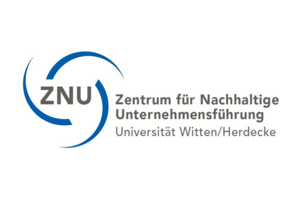 ZNU – Centre of Sustainable Corporate Leadership logo © ZNU