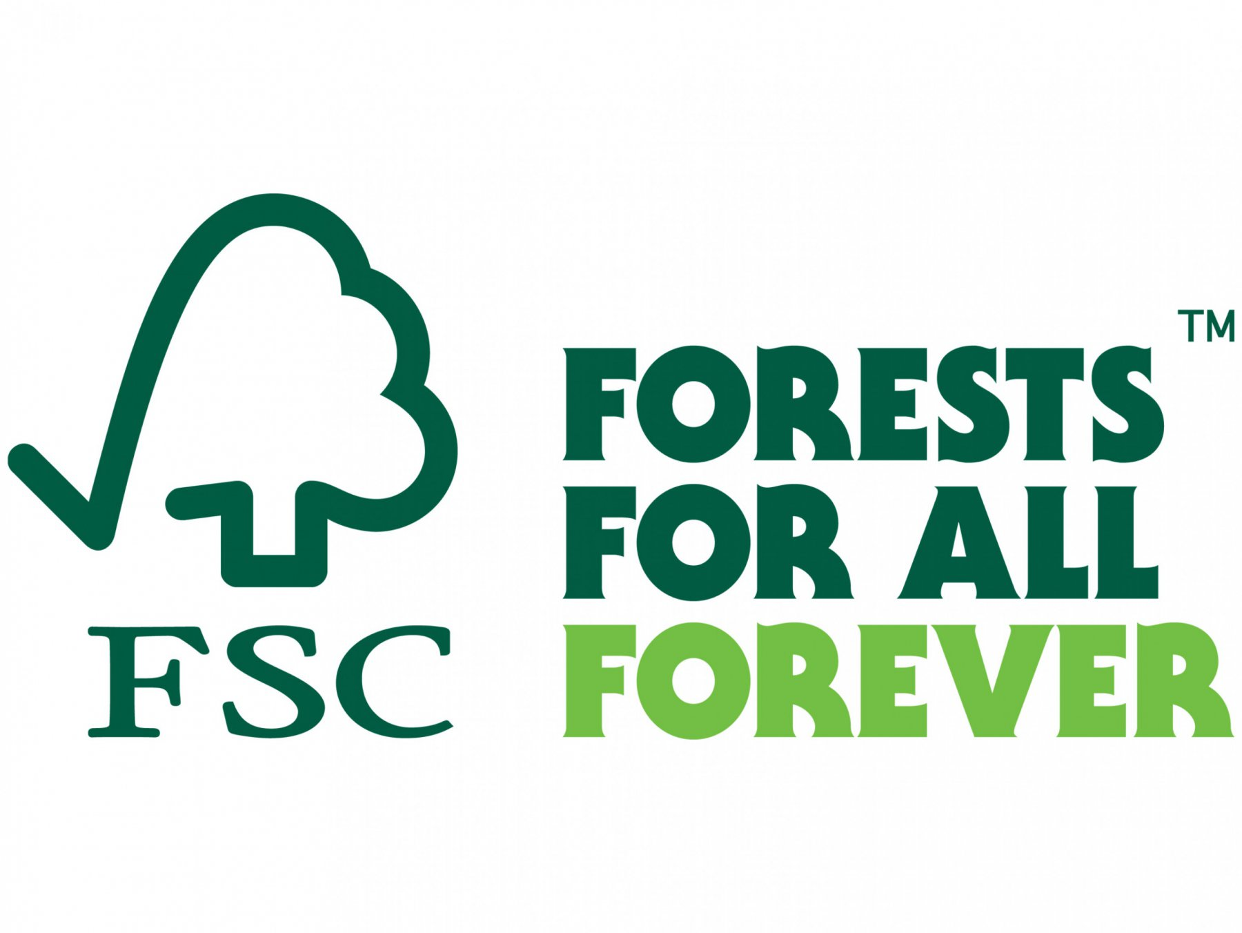 Logo © Forest Stewardship Council