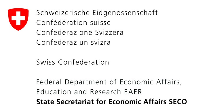 Swiss State Secretariat for Economic Affairs (SECO) logo