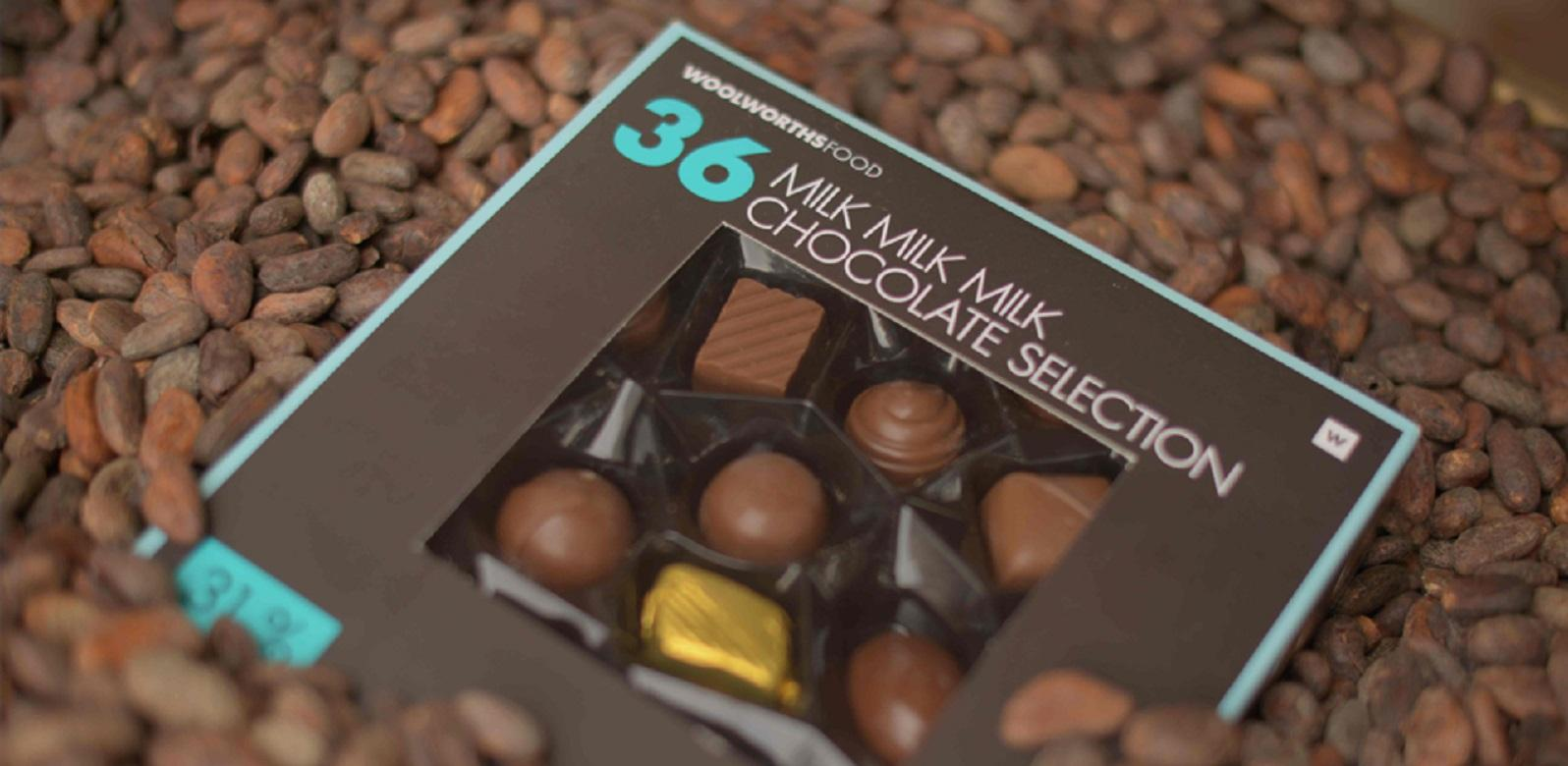 Chocolates © Woolworths