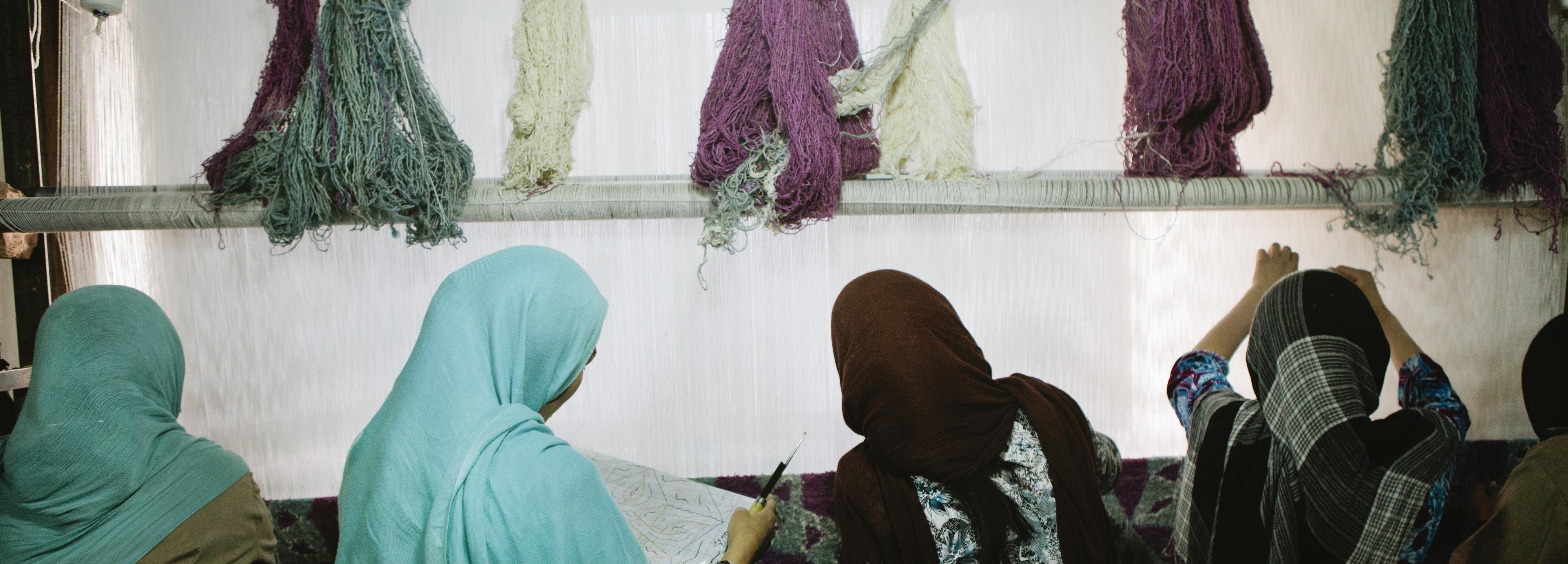 Textile workers © Goodweave