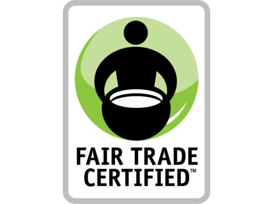 Fair Trade Certified logo © Fair Trade USA