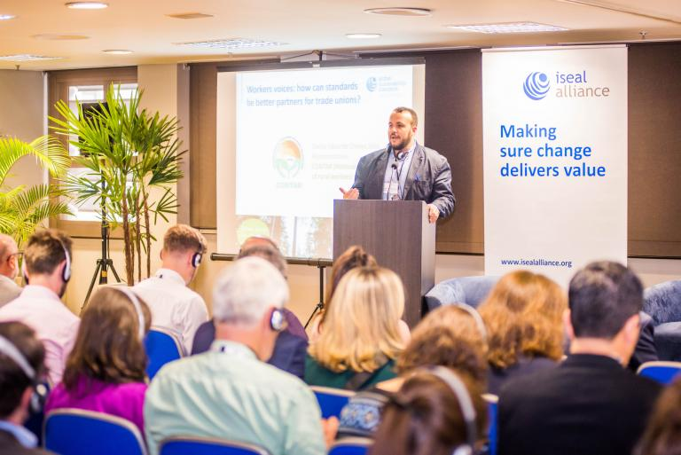 Global Sustainability Standards Conference © ISEAL Alliance